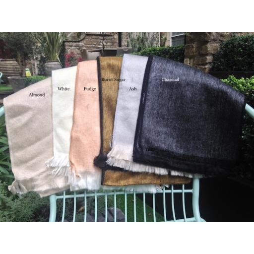 Wraps and Shawls Neutral Collection